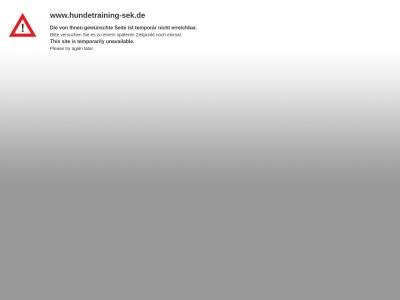hundetraining-sek.de