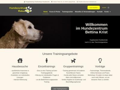 hundezentrum-bettinakrist.de