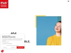 Formation continue management de l'IFAG