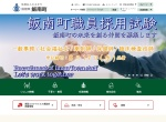 Screenshot of www.iinan.jp