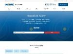 Screenshot of www.inoac.co.jp