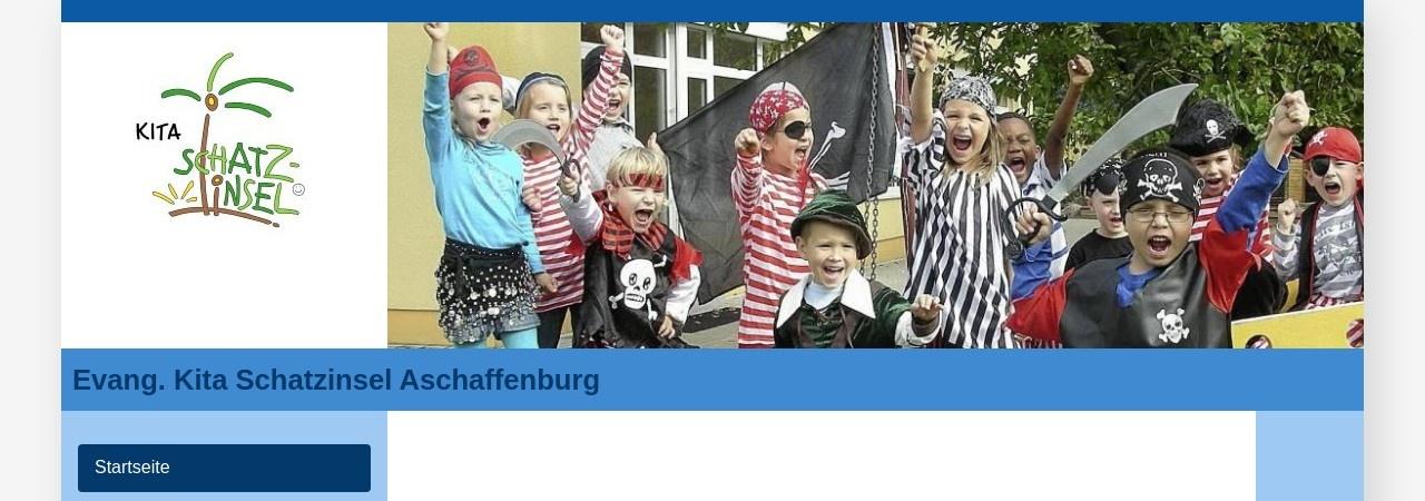 Screenshot of www.inselstrasse-ab.e-kita.de