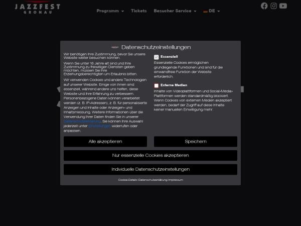 http://www.jazzfest.de