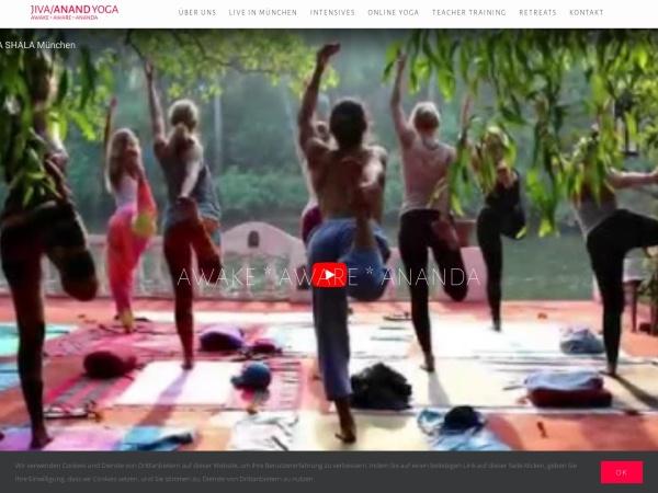 http://www.jiva-anandyoga.com