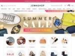 Jomashop.com & Jomadeals.com Coupon Code