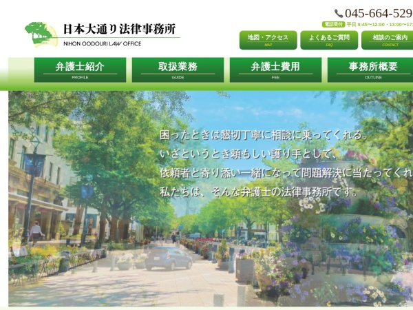 Screenshot of www.jpodr.jp