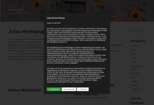 Screenshot of www.julaonline.de