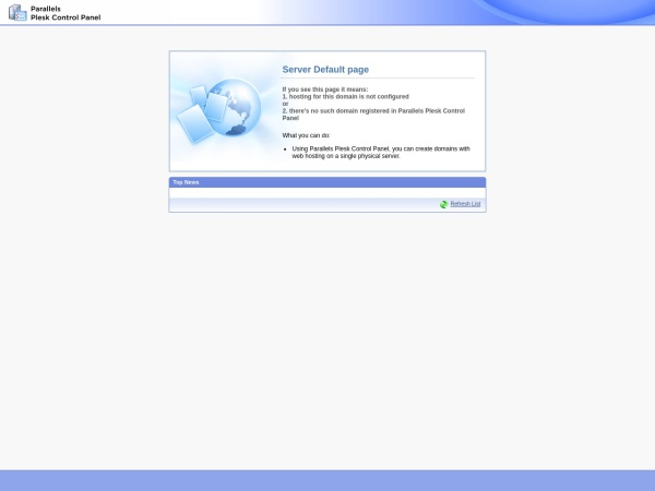 Screenshot of www.k-kennel.com
