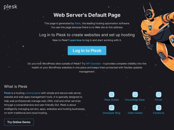 Screenshot of www.k3loid.com
