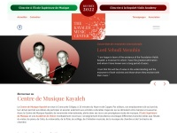 http://www.kayaleh-music-center.com/