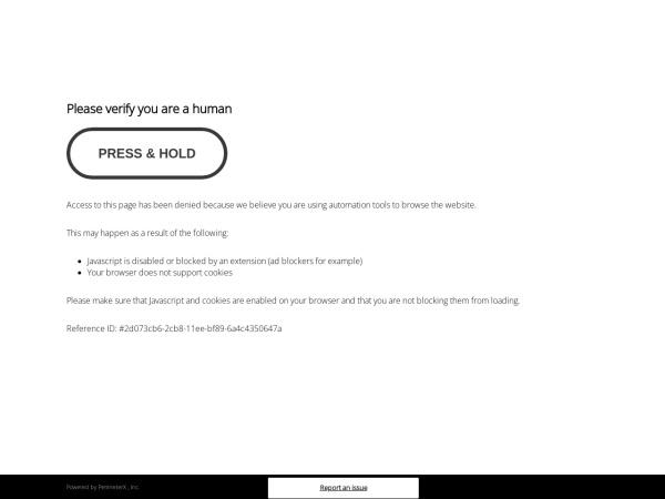 Screenshot of www.kickstarter.com