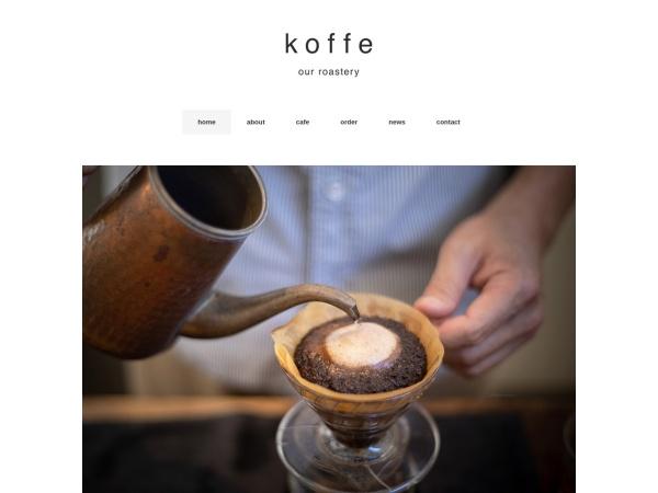 http://www.koffe-coffee.com