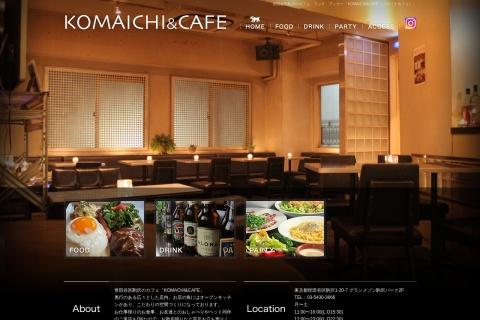 Screenshot of www.komaichi.com