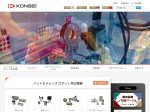 Screenshot of www.konsei.co.jp
