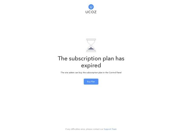 Screenshot of www.korzhevka.ucoz.ru
