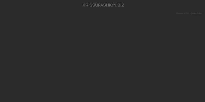 http://www.krissufashion.biz/