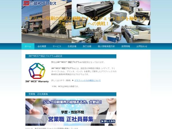 Screenshot of www.kyowaprocess.co.jp