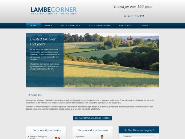 http://www.lambecorner.co.uk