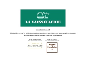 http://www.lavaissellerie.fr/