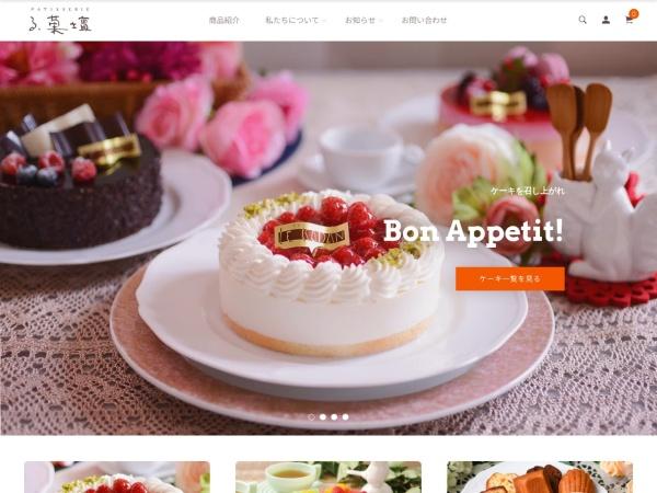 Screenshot of www.lekadan.jp