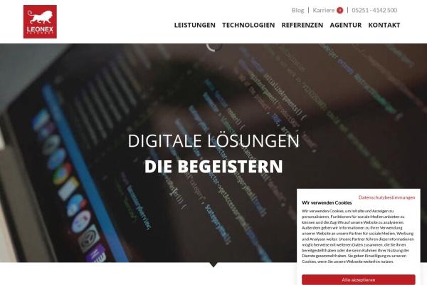 http://www.leonex.de