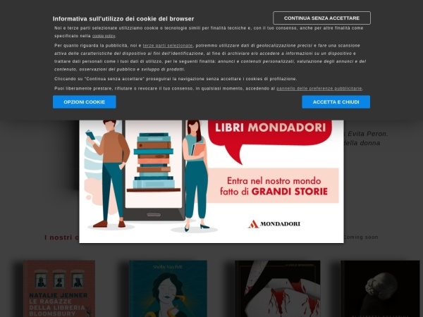 http://www.librimondadori.it/