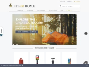Life and Home Coupons
