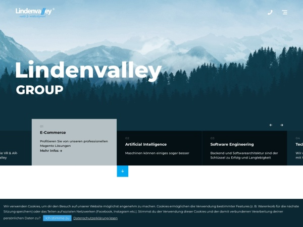 http://www.lindenvalley.de