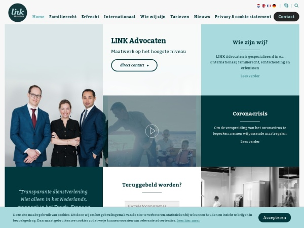 http://www.linkadvocaten.nl