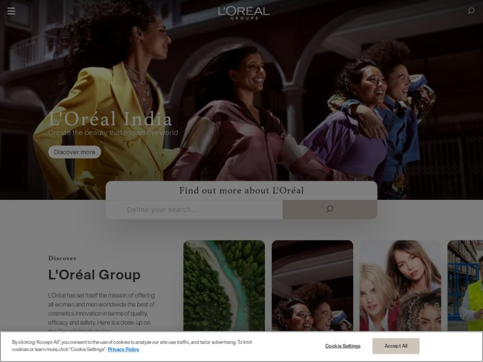 http://www.loreal.co.in