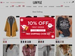 Luvyle Inc percent off coupon