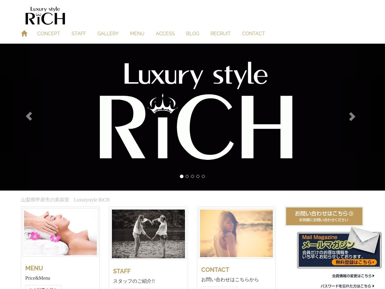 Luxury Style RiCH