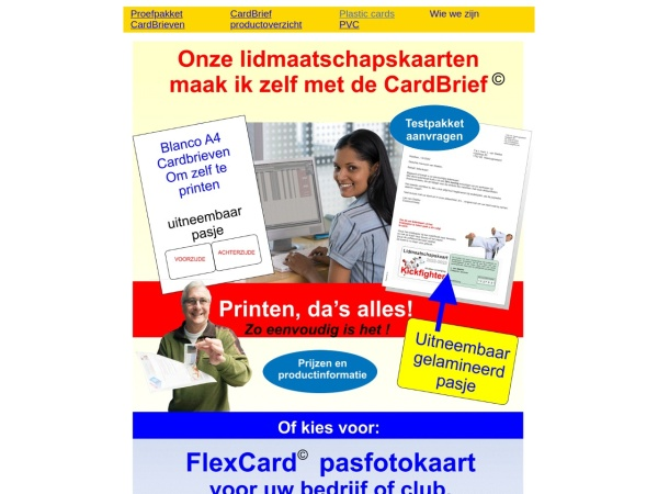 Screenshot of www.lvdcsd.nl