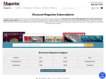 Magazineline.com Coupon Code