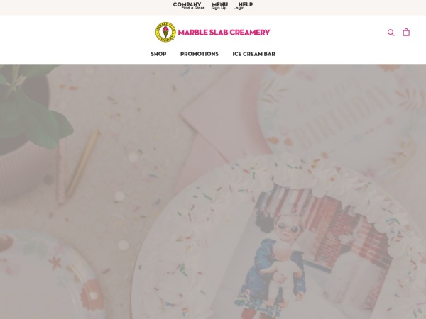 Screenshot of www.marbleslab.ca