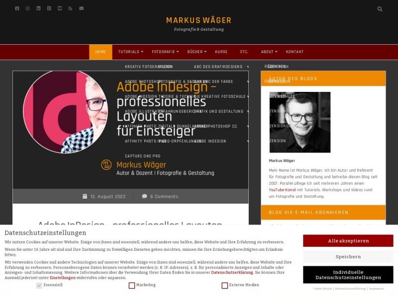 www.markuswaeger.com