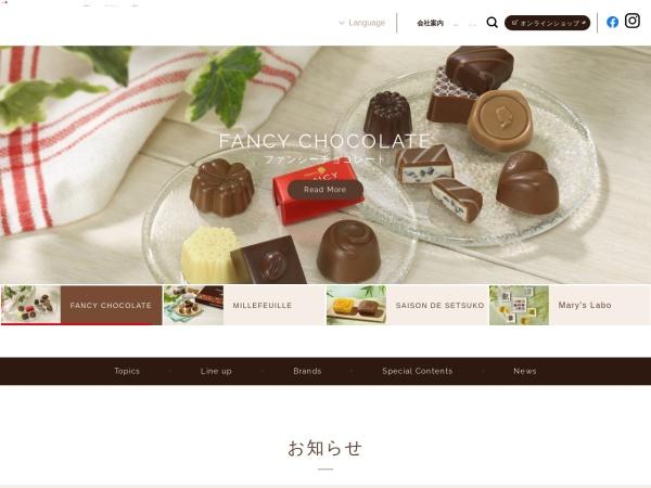 Screenshot of www.mary.co.jp