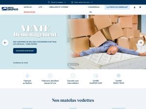 Matelas Dauphin, fabricant de matelas