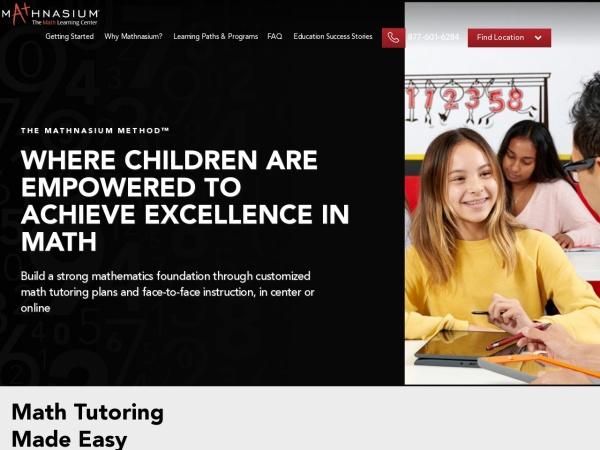 http://www.mathnasium.com