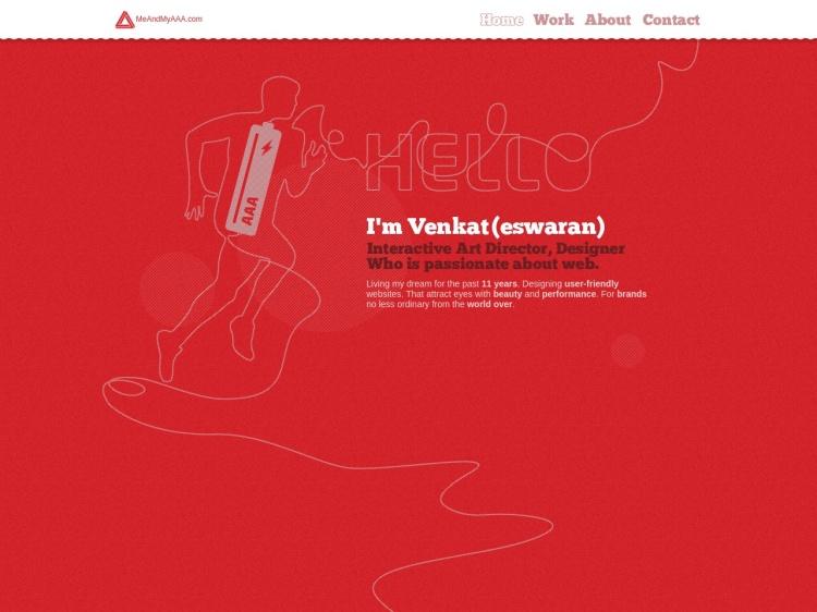Venkateswaran K - Interactive Art Director, Designer