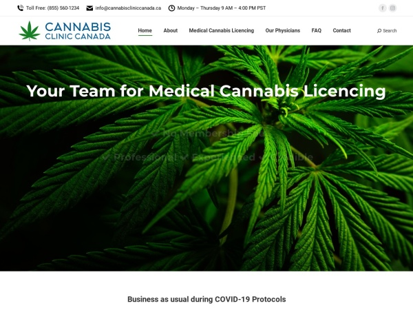 http://www.medicalmarijuanaclinic.ca