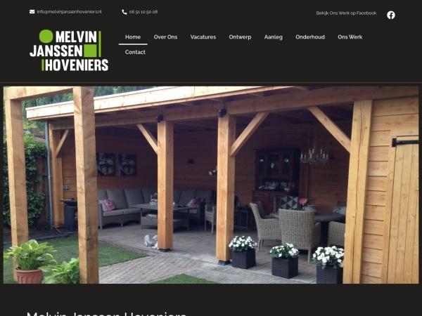 http://www.melvinjanssenhoveniers.nl