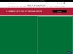 The Men's Wearhouse Coupon Code