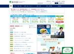 Screenshot of www.metro.tokyo.jp