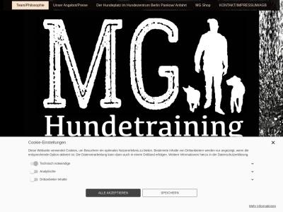 mghundetraining.de