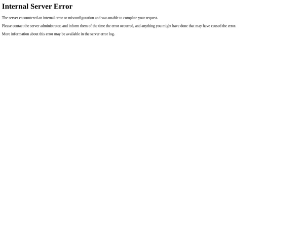Screenshot of www.mmas.ca