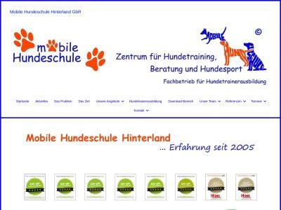 mobile-hundeschule-hinterland.de