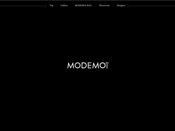 Screenshot of www.modemoi.com