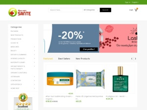 Pharmacie en ligne Mon Coin Santé