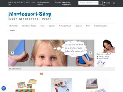 Montessori-Shop